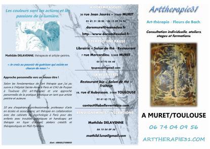 plaquette recto ateliers ad - arttherapie31
