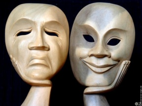 Le dépouillement des masques